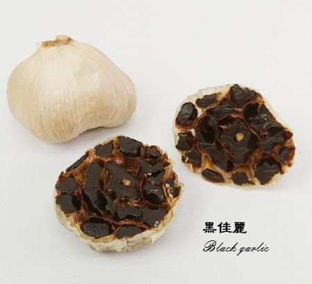 【黑佳麗 黑蒜專賣】雲林北港名產黑蒜頭